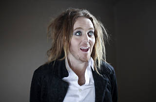 BRITISH SUMMER TIME: Tim Minchin