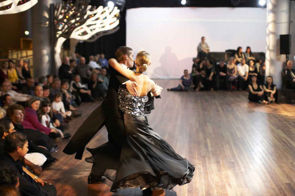 London's best ballroom dancing lessons