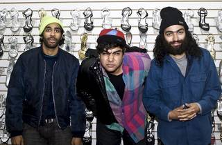 Das Racist + Blood Orange