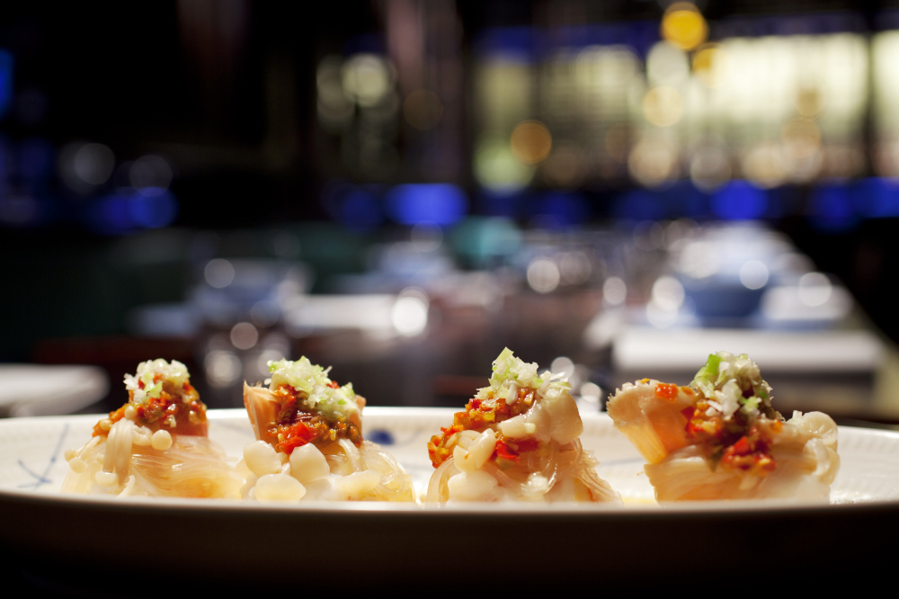 Late-night restaurants in London, Hakkasan Mayfair