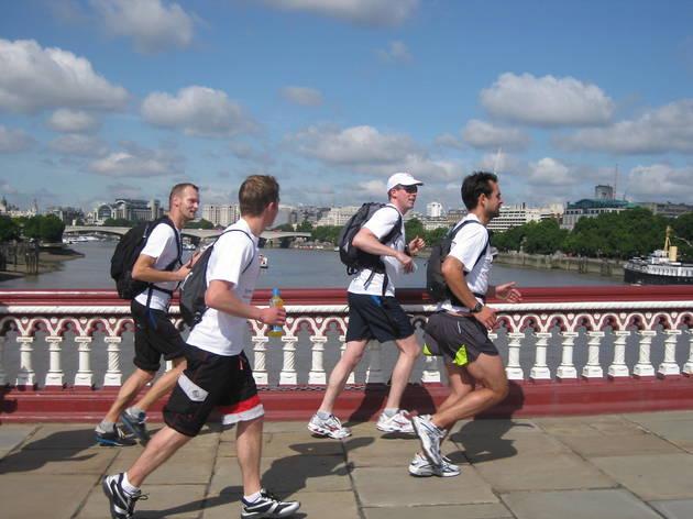 City Jogging Tours