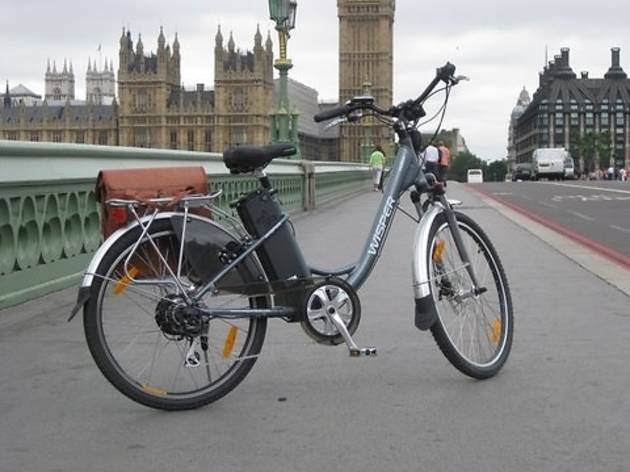 London Electric Bike Tours