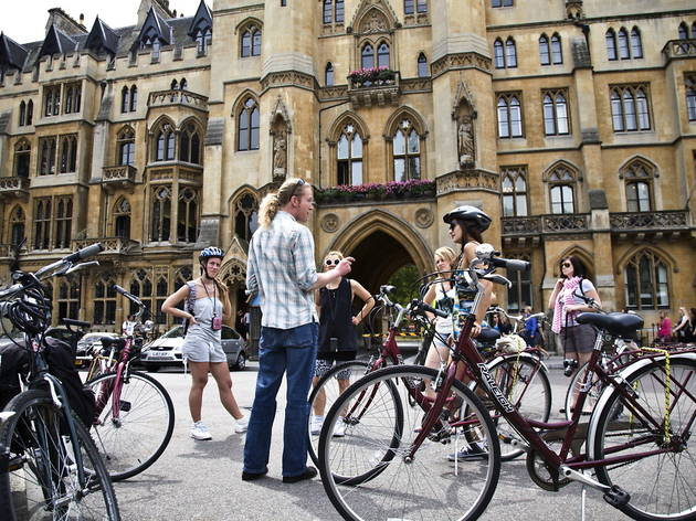 Cycle Tours of London