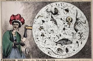 ('Monster Soup...' by William Heath – © Wellcome Library, London)