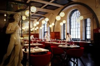 Restaurant at the Royal Academy