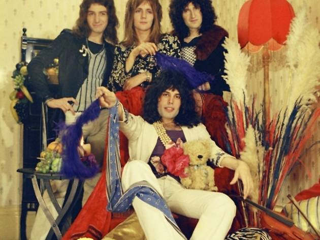 Queen: Stormtroopers in Stilettos