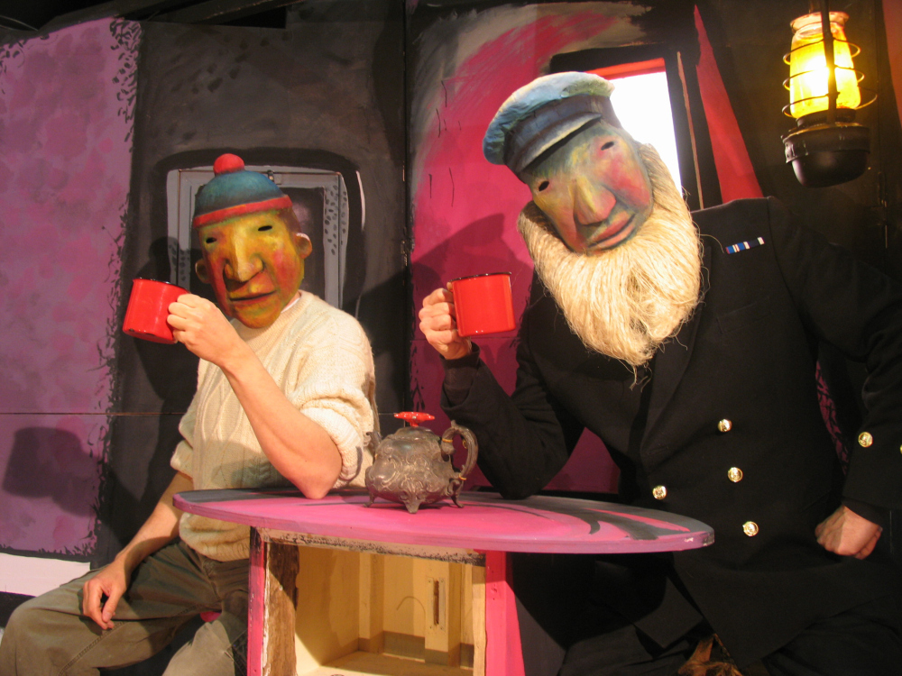 See puppets come to life at Little Angel Puppet Theatre