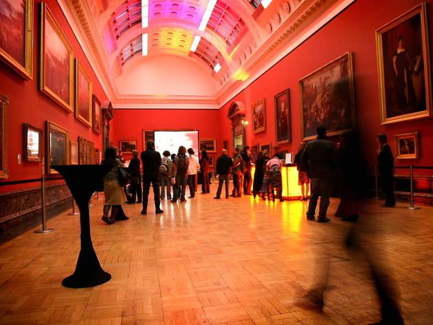 Late at Tate: Diffusions