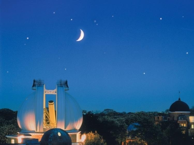 Have an out-of-this-world experience at the Planetarium