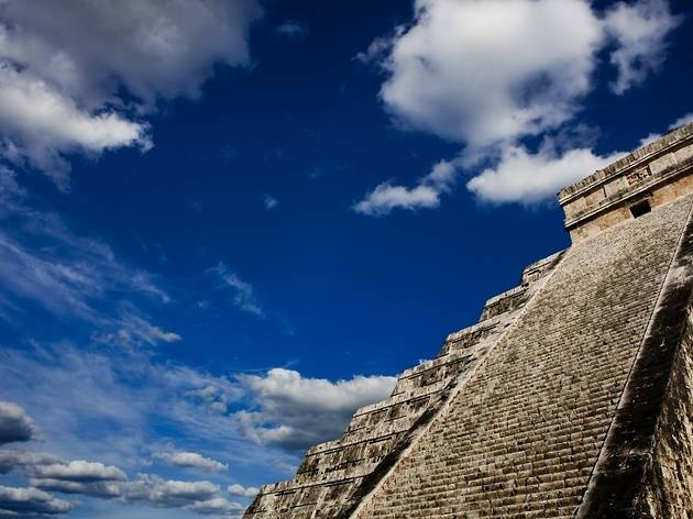 The pre-Hispanic city of Chichen Itza