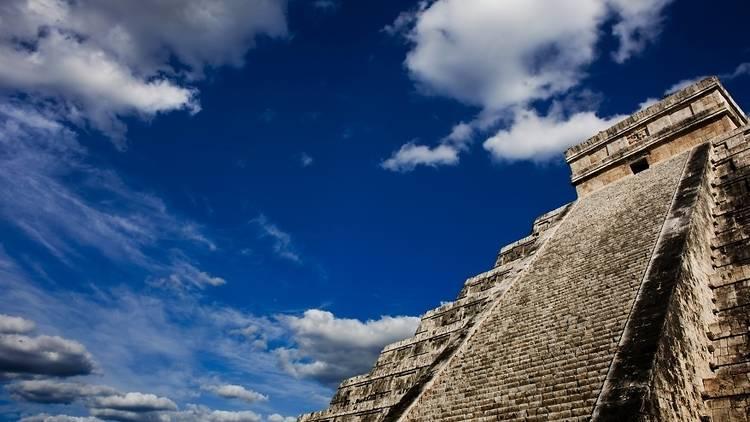 The pre-Hispanic city of Chichen Itza