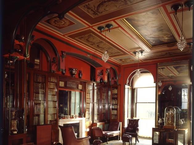 Sir John Soane's Museum_library dining room_CREDIT_Martin Charles (1).jpg