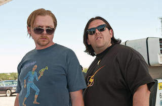 Meet the Filmmakers: Simon Pegg and Nick Frost
