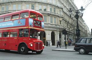 A Post-War Bus Tour