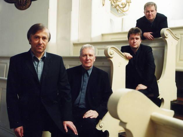 The Hilliard Ensemble: A Hilliard Songbook