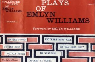 Emlyn Williams, the Collected Plays.jpg