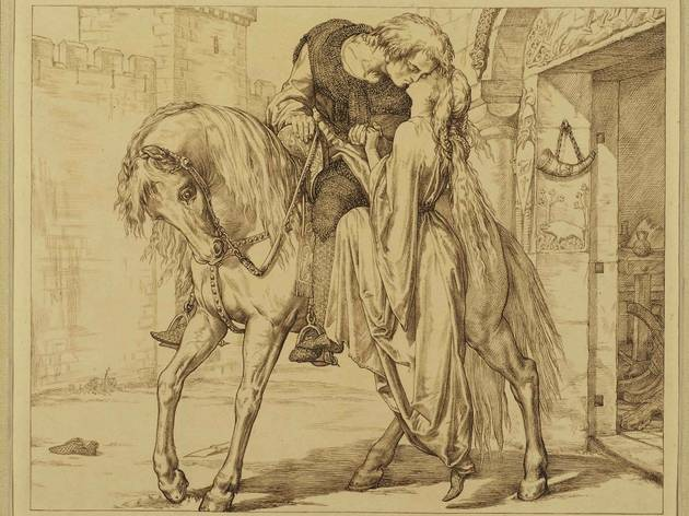 lower res 7 Maclise, Enid and Geraint (Tennyson's Idylls of the King).jpg