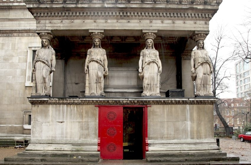 London's secret galleries