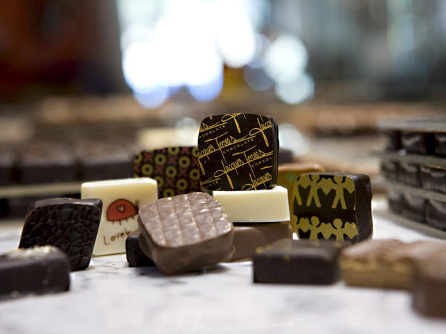London's best chocolate shops