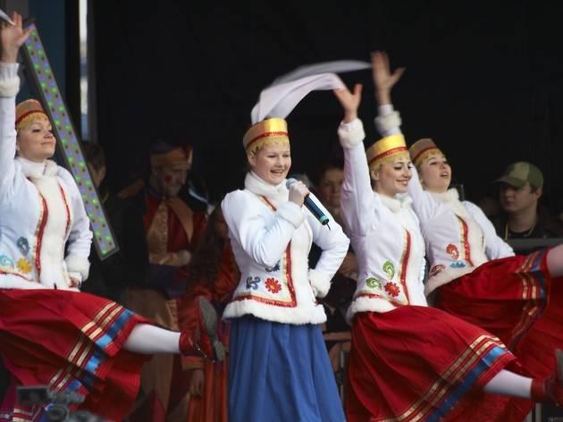 Maslenitsa Russian Festival 2011