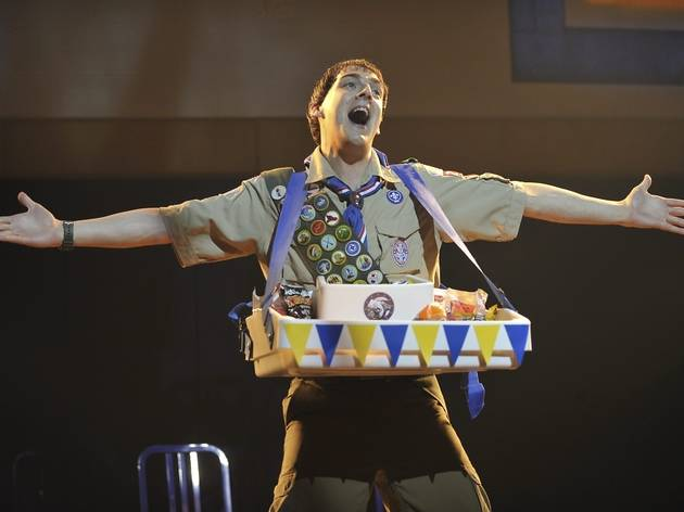 The 25th Annual Putnam Spelling Bee