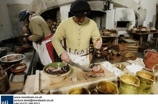 Tudor Cookery