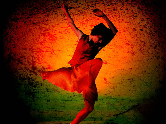 A Flash of Light: The Dance Photography of Chris Nash
