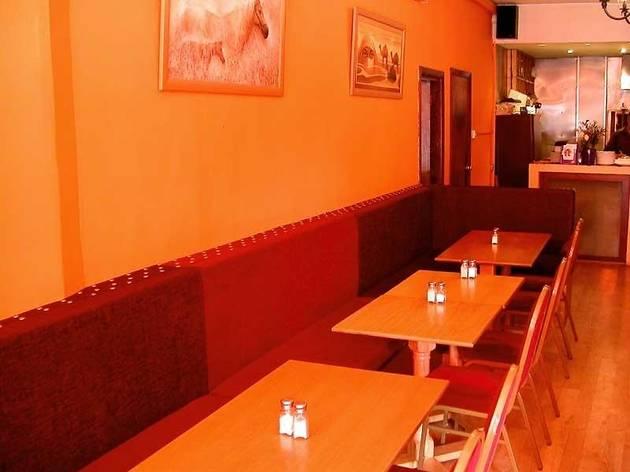 Orange Room Café