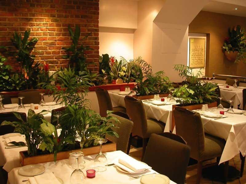 Lebanese restaurants london