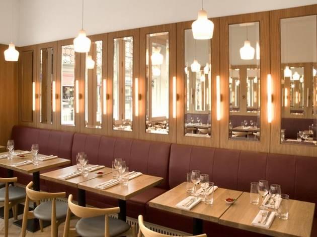 Whitechapel Gallery Dining Room