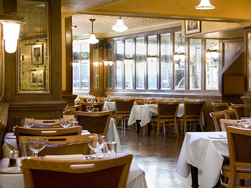 Covent Garden PJs Grill