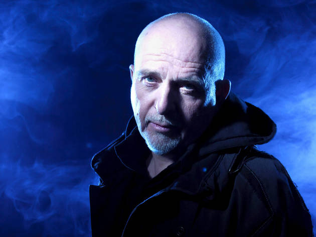 Peter Gabriel And The New Blood Orchestra