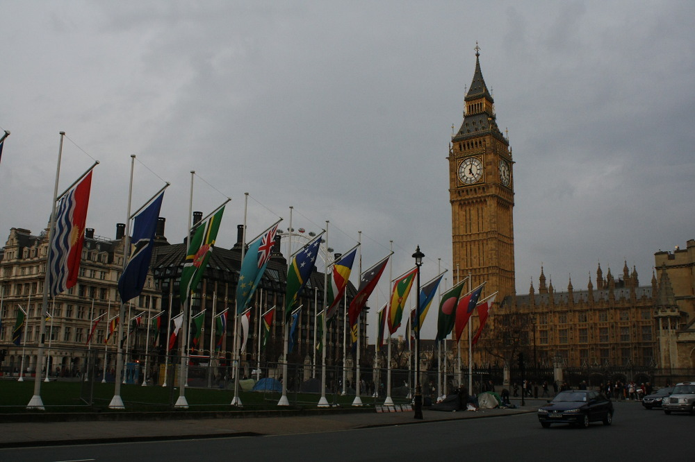 Radical London walk
