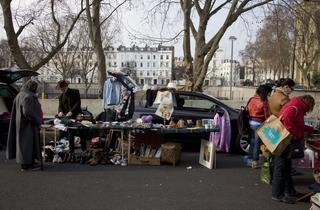 Capital Carboot Sale