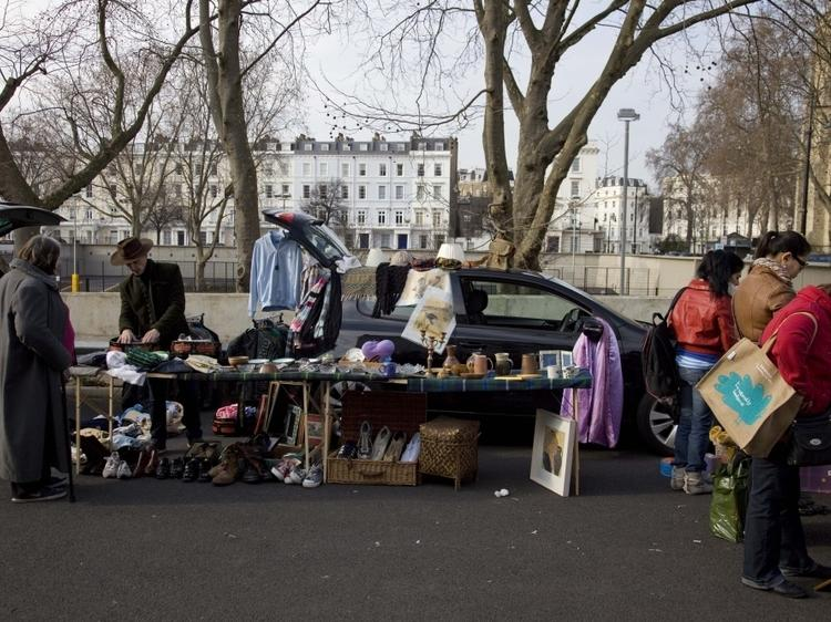 Capital Car Boot Sale