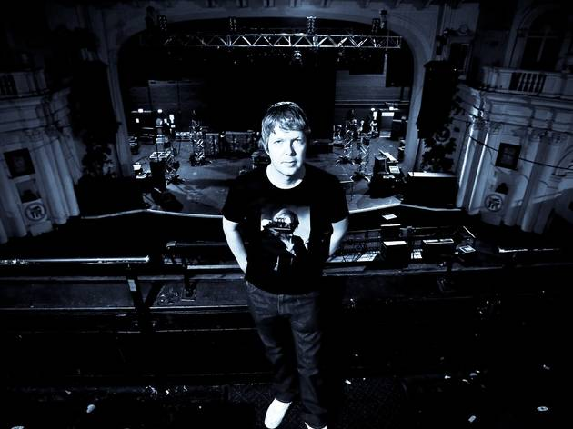 Brooklyn Electronic Music Festival: John Digweed + Mario Basanov