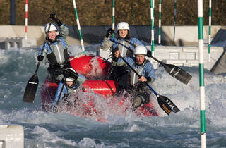 Canoe Slalom Selection Trials