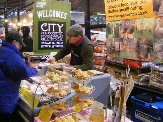 City & Country Farmers' Market