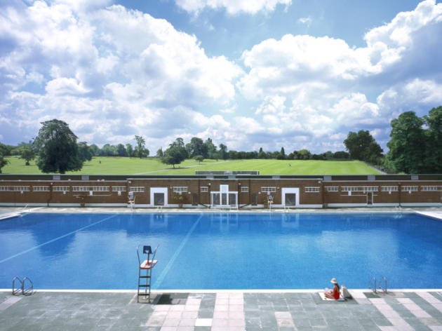 Take a dip at Brockwell Lido