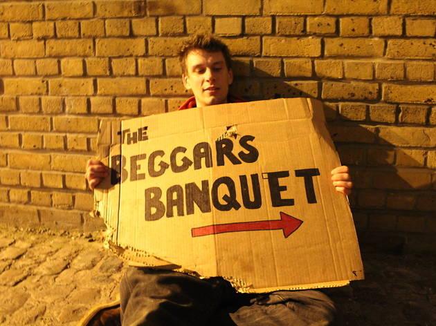 The Beggar's Banquet