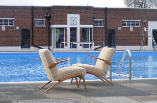 Brockwell Lido Modern Movement Design Fair