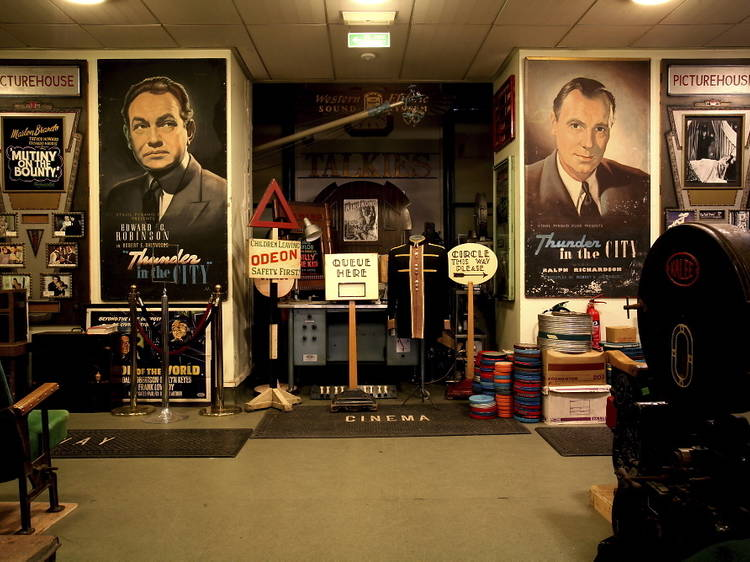 The Cinema Museum