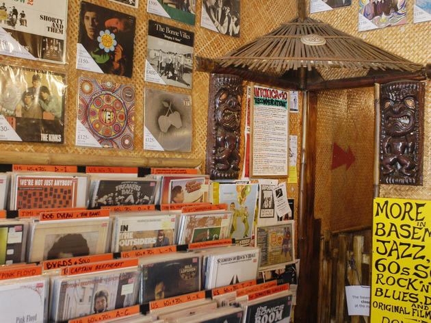 London's best record shops – Music shops in London –Time Out