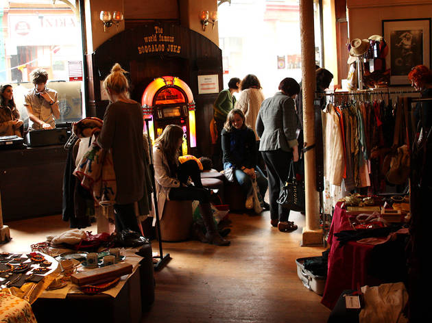 The Muswell Hill Pop Up Shop