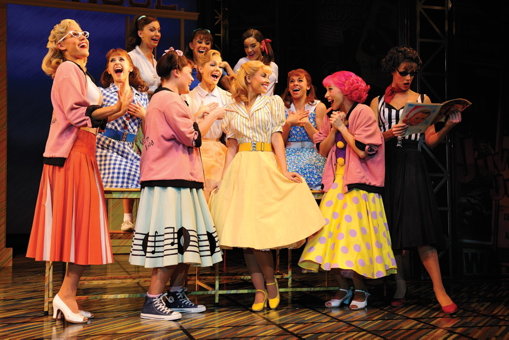 Grease In London