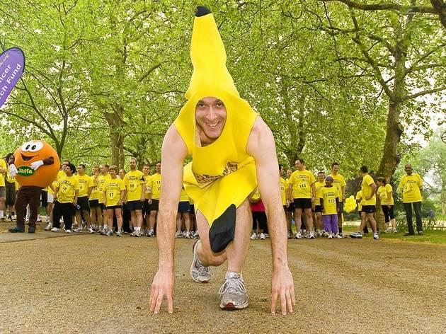 Beat the Banana Fun Run