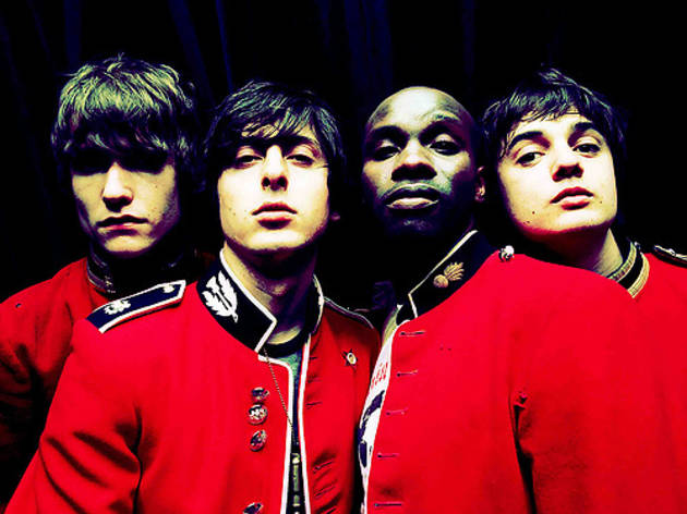 BRITISH SUMMER TIME: The Libertines