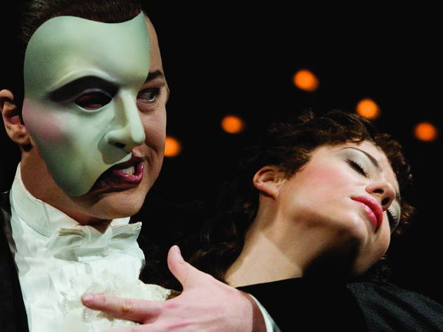 Buy tickets to 'The Phantom of the Opera'