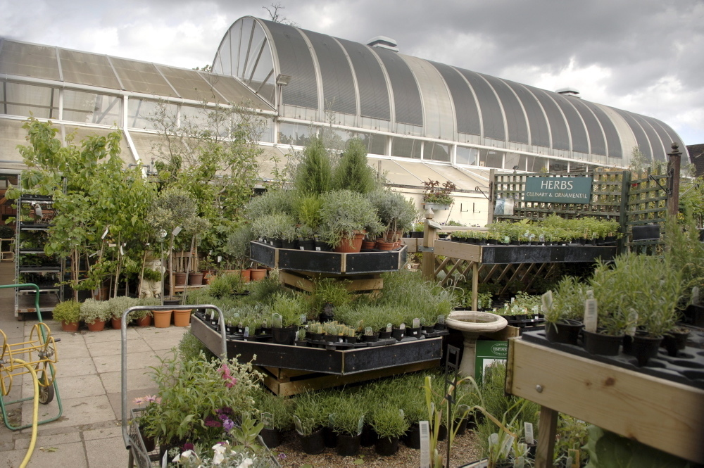 Fulham Palace Garden Centre