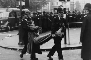 Protesting London